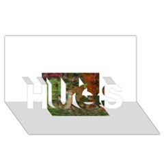 13627210 10209771536307601 4614468097769293160 N Hugs 3d Greeting Card (8x4)