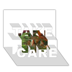 13627210 10209771536307601 4614468097769293160 N TAKE CARE 3D Greeting Card (7x5)