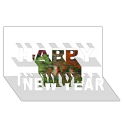 13627210 10209771536307601 4614468097769293160 N Happy New Year 3D Greeting Card (8x4)