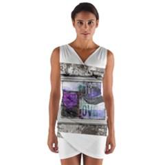 13619977 10209771828634909 341631215116018235 N Wrap Front Bodycon Dress