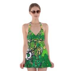 13615425_10209756295846599_4215081916050064477_n Halter Swimsuit Dress