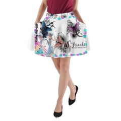 Picmix Com 5004827 A-Line Pocket Skirt