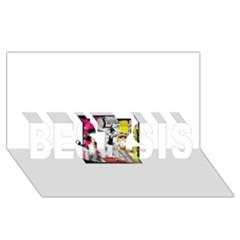 Picmix Com 4972601 BEST SIS 3D Greeting Card (8x4)