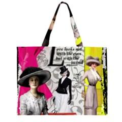 Picmix Com 4972601 Zipper Large Tote Bag