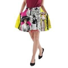 Picmix Com 4972601 A-Line Pocket Skirt