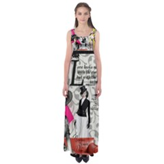 Picmix Com 4972601 Empire Waist Maxi Dress