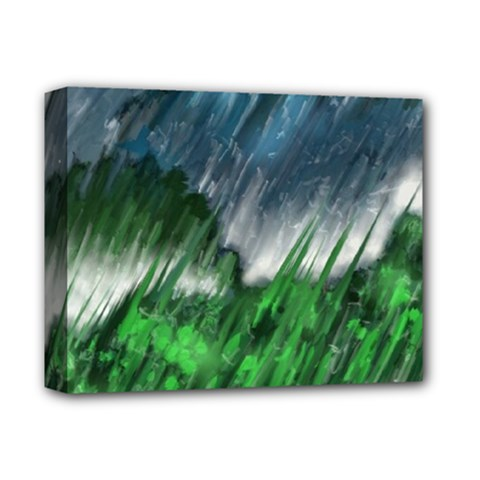 Bluegreen Deluxe Canvas 14  x 11