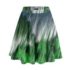 Bluegreen High Waist Skirt