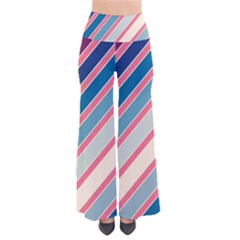 Colorful lines Pants