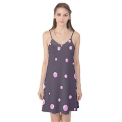 Pink bubbles Camis Nightgown
