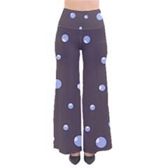 Blue Bubbles Pants