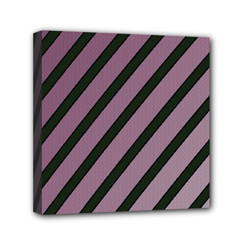 Elegant lines Mini Canvas 6  x 6
