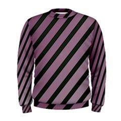 Elegant lines Men s Sweatshirt