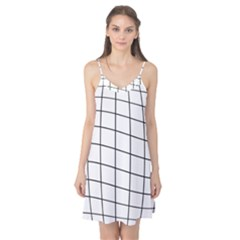 Simple lines Camis Nightgown