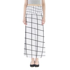 Simple Lines Maxi Skirts