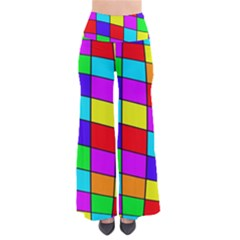 Colorful cubes Pants
