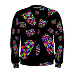 Colorful abstraction Men s Sweatshirt