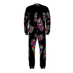 Colorful abstraction OnePiece Jumpsuit (Kids)