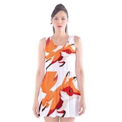 1467945058 800px Scoop Neck Skater Dress