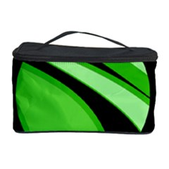 Green balls   Cosmetic Storage Case