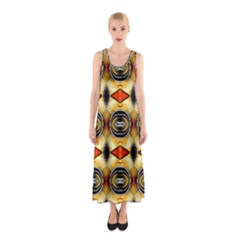 Tampa Lit1111049011 Sleeveless Maxi Dress