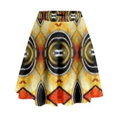 Tampa Lit1111049011 High Waist Skirt