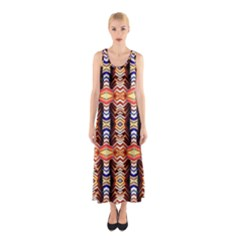 St Paul Lit30215002009 Sleeveless Maxi Dress