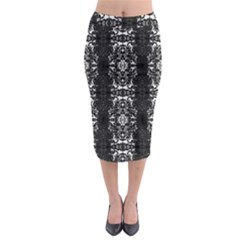Savannah Lit0611006013 Midi Pencil Skirt