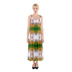 Fort Worth lit0212022019 Sleeveless Maxi Dress