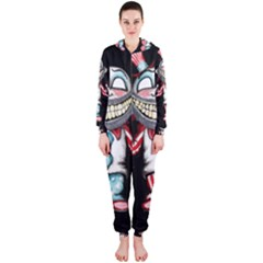 Super Secret Clown Business II  Hooded Jumpsuit (Ladies)