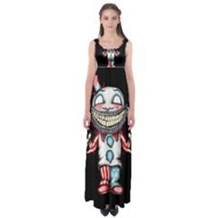 Super Secret Clown Business Ii  Empire Waist Maxi Dress