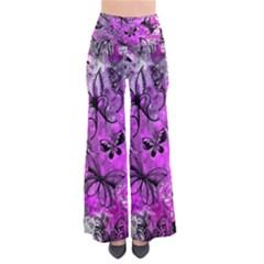 Butterfly Graffiti Pants