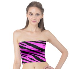 Pink Tiger Tube Top