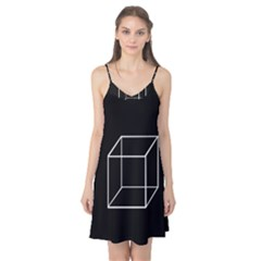 Simple Cube Camis Nightgown