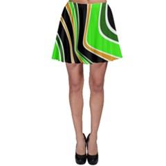 Colors of 70 s Skater Skirt