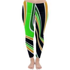 Colors of 70 s Winter Leggings