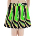 Colors of 70 s Pleated Mini Mesh Skirt View1
