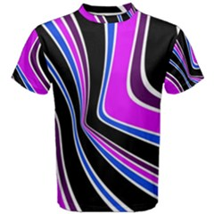Colors of 70 s Men s Cotton Tee