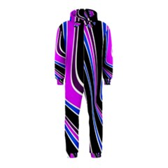 Colors of 70 s Hooded Jumpsuit (Kids)