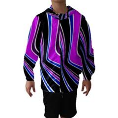 Colors Of 70 s Hooded Wind Breaker (kids)