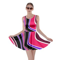 Colors of 70 s Skater Dress