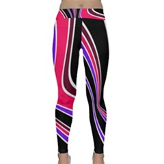 Colors of 70 s Yoga Leggings