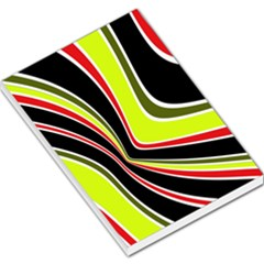 Colors of 70 s Large Memo Pads