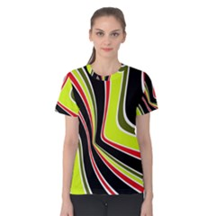 Colors of 70 s Women s Cotton Tee