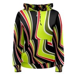 Colors of 70 s Women s Pullover Hoodie
