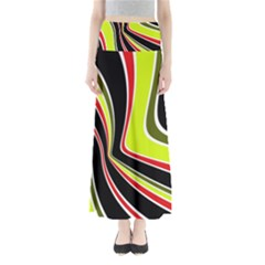 Colors of 70 s Maxi Skirts