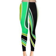 Colors of 70 s Leggings