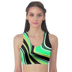 Colors of 70 s Sports Bra
