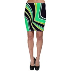 Colors of 70 s Bodycon Skirt