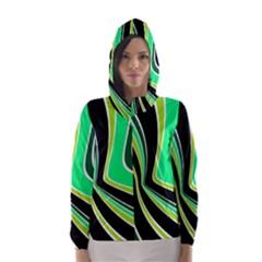 Colors Of 70 s Hooded Wind Breaker (women)
